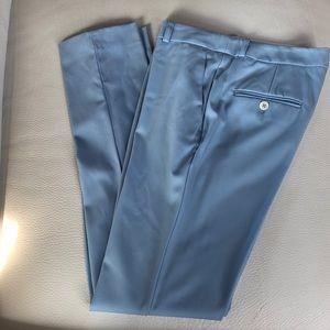 NWOT Michael Kors ice blue wool pants
